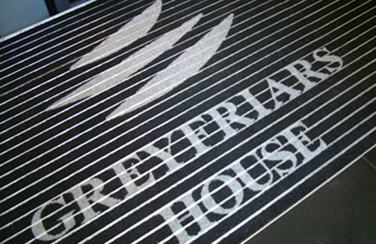 Logo Mats Logo Personalised And Branded Mats From